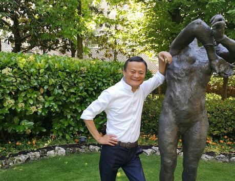 Jack Ma Elena Cue9