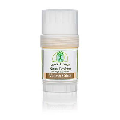 Green Tidings All-Natural Deodorant