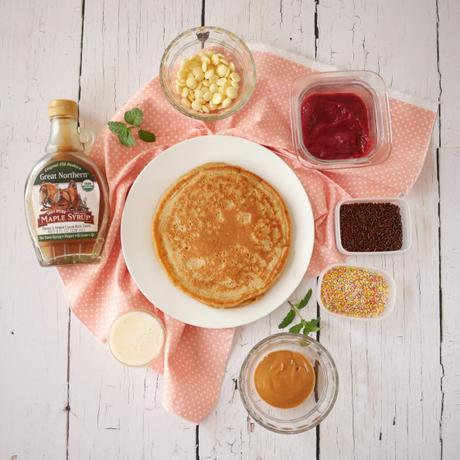 Build Your Own Pancakes Kinda Day