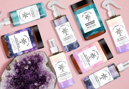 The Soak Life's Aromatherapy Collection
