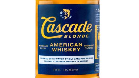 Whiskey Review – Cascade Blonde American Whiskey