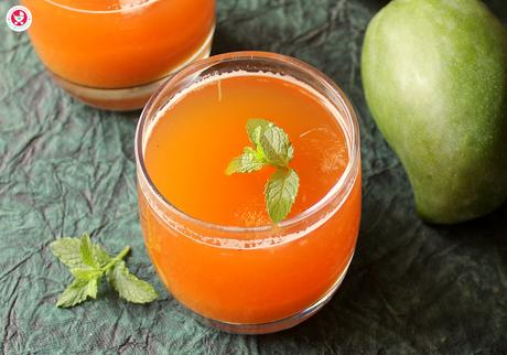 Aam Panna Recipe for Kids