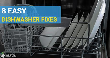 Dishwasher Not Cleaning? 8 Easy Fixes