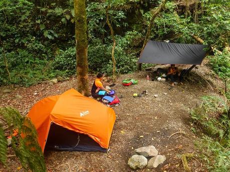 Very comfy camp