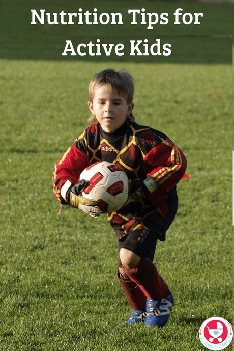 If your kids are into sport or other intense physical activity, they need nutrition to match. Here are 6 Nutrition Tips For Active Kids to perform better.