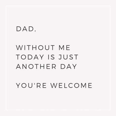 FATHERS DAY: A day to celebrate DADS… 12 Lessons My Dad has taught me