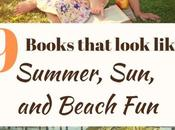 Book Cover with Great Summer Feel