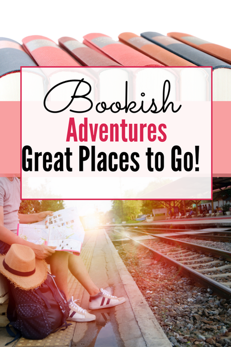 Books set in places one wants to visit