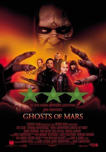 Ice Cube Weekend – Ghosts of Mars (2001) Revisited