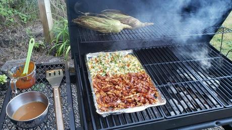 Smoked BBQ Soy Curls