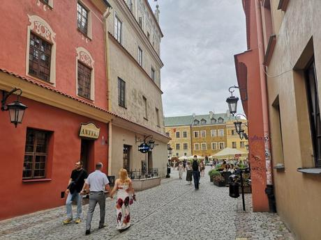 Downtown Lublin