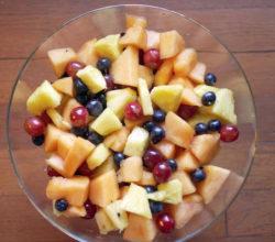 Fruit Salad for Trinity Sunday