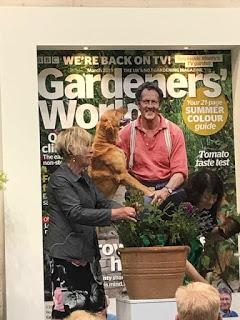 Gardeners World Live 2019 - a pause in the rain