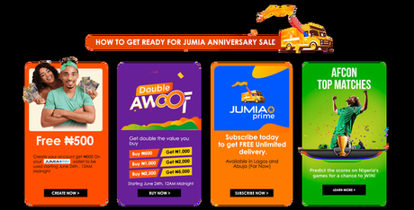 Everything You Need to Know About Jumia Anniversary 2019!