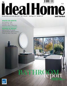 Nomon Colgante on earthy colour at The Ideal Home and Garden