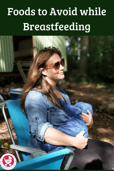 It's not just your pregnancy diet, your breastfeeding diet also needs care! Here is a look at some common foods to avoid while breastfeeding.