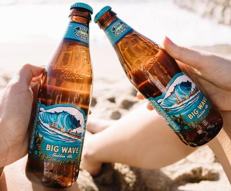 Celebrating the Summer with Hawaii's Kona Brewing Company