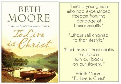 An Open Letter To Beth Moore