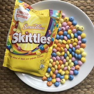 Skittles Smoothies Review