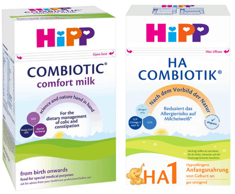 Are European Baby Formulas Safe To Use?