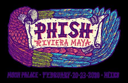 Phish Summer Tour 2020.Phish Riviera Maya 2020 Feb 20 23 Paperblog