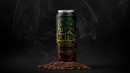 Beer Review – Oskar Blues JAHVanilla Barrel-Aged Ten FIDY Imperial Stout