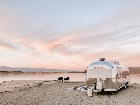 RV life : How we renovated an Airstream, hit the road and had much needed Cervezas.