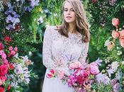 Lavish Bridal Shoot with Prettiest Flowers