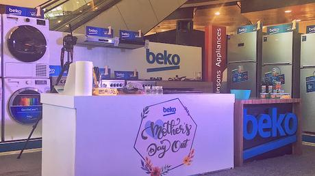 """Beko PH pays tribute to Filipino Moms through """"Mother's Day Out"""""""