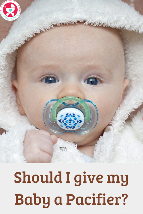 Pacifiers have been at the center of countless arguments. Amidst all this confusion, parents still want to know: Should I give my Baby a Pacifier?