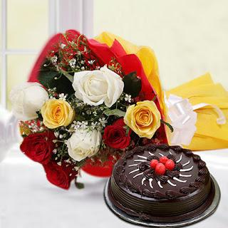 Enjoy the Hassle-Free Online Flowers Delivery in Delhi through GiftaLove