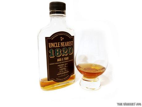 An excellent sourced Tennessee Whiskey, aged for 11 years and very… very good.