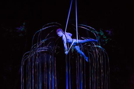 Fitness On Toast - Cirque Du Soleil - Review - BTS behind the scenes training routine regime diet artists Toruk Finland Avatar First Flight-13