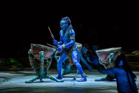Fitness On Toast - Cirque Du Soleil - Review - BTS behind the scenes training routine regime diet artists Toruk Finland Avatar First Flight-25