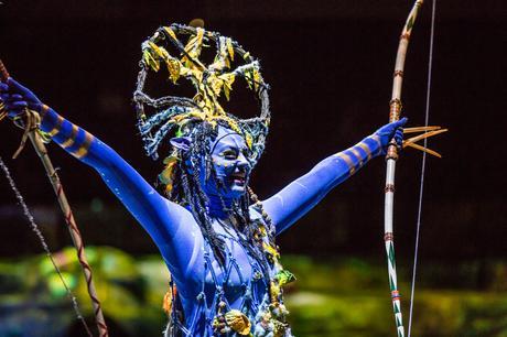 Fitness On Toast - Cirque Du Soleil - Review - BTS behind the scenes training routine regime diet artists Toruk Finland Avatar First Flight-31