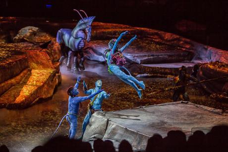 Fitness On Toast - Cirque Du Soleil - Review - BTS behind the scenes training routine regime diet artists Toruk Finland Avatar First Flight-24