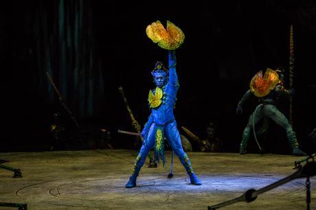 Fitness On Toast - Cirque Du Soleil - Review - BTS behind the scenes training routine regime diet artists Toruk Finland Avatar First Flight-21