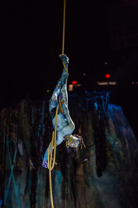Fitness On Toast - Cirque Du Soleil - Review - BTS behind the scenes training routine regime diet artists Toruk Finland Avatar First Flight-26