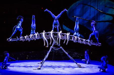 Fitness On Toast - Cirque Du Soleil - Review - BTS behind the scenes training routine regime diet artists Toruk Finland Avatar First Flight-19