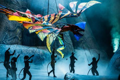Fitness On Toast - Cirque Du Soleil - Review - BTS behind the scenes training routine regime diet artists Toruk Finland Avatar First Flight-10