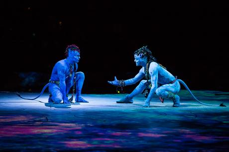 Fitness On Toast - Cirque Du Soleil - Review - BTS behind the scenes training routine regime diet artists Toruk Finland Avatar First Flight-27