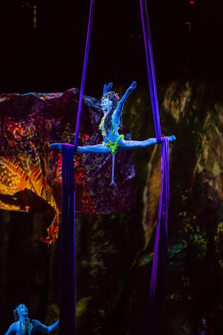 Fitness On Toast - Cirque Du Soleil - Review - BTS behind the scenes training routine regime diet artists Toruk Finland Avatar First Flight-14