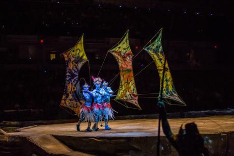 Fitness On Toast - Cirque Du Soleil - Review - BTS behind the scenes training routine regime diet artists Toruk Finland Avatar First Flight-29
