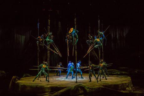 Fitness On Toast - Cirque Du Soleil - Review - BTS behind the scenes training routine regime diet artists Toruk Finland Avatar First Flight-20