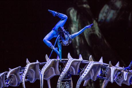 Fitness On Toast - Cirque Du Soleil - Review - BTS behind the scenes training routine regime diet artists Toruk Finland Avatar First Flight-18
