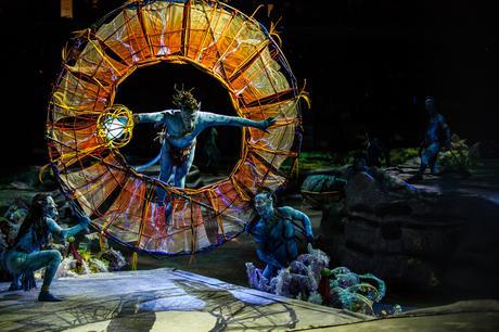 Fitness On Toast - Cirque Du Soleil - Review - BTS behind the scenes training routine regime diet artists Toruk Finland Avatar First Flight-12