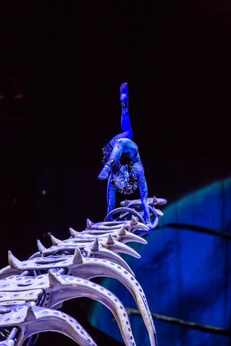 Fitness On Toast - Cirque Du Soleil - Review - BTS behind the scenes training routine regime diet artists Toruk Finland Avatar First Flight-16