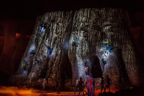 Fitness On Toast - Cirque Du Soleil - Review - BTS behind the scenes training routine regime diet artists Toruk Finland Avatar First Flight-11
