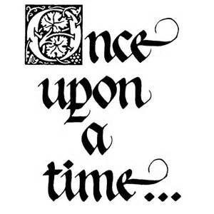Short Story Week - Once Upon A Time...