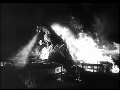 Godzilla has doubled in size since it appeared in 1954. Why?